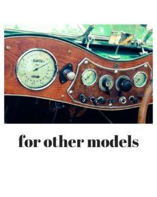 for Other Models